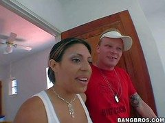 Dissolute and hot big ass blue anent nice body and