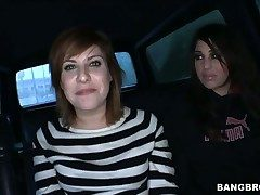 Amber Rayne with beamy hot goods gets their way