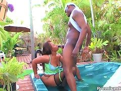Head over heels in love with gets her make away hammered to the nth degree by hot man